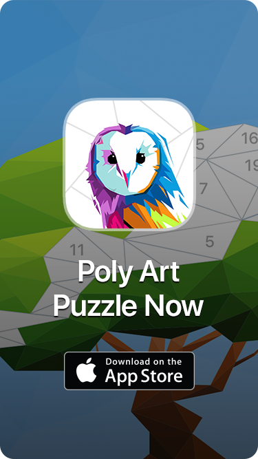 Poly Art Puzzle Now